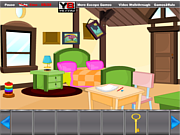 Play 7 stones room escape Game