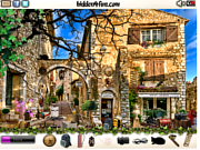 Play French village romance Game