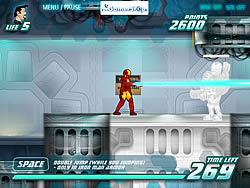 Iron Man: Riot Machines game