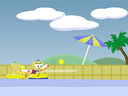 เล่นเกมฟรี Raft Wars 2