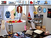 juego Boutique Room Objects