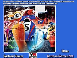 Turbo Jigsaw game