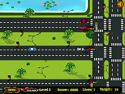 Crazy Traffic Control game
