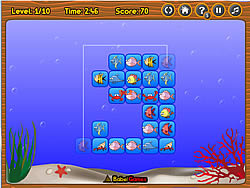 Fish Connect game