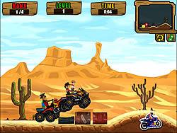 ATV Cowboys game