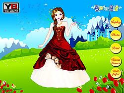 Little Princess Dressup game