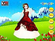 Play Little princess dressup Game