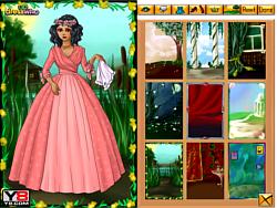 Medieval Dresses game