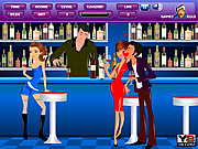 Play Night club kiss Game