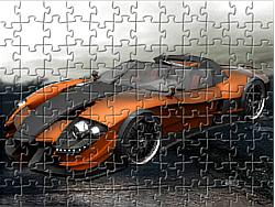 G8 Car Jigsaw game