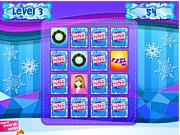 Play Winter wonderland match Game
