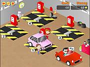 Frenzy Garage game