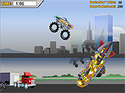 Play Monster jam destruction Game