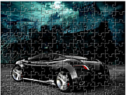 Marginal yellow car puzzle