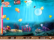 Play free game Match the fish pairs