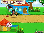 Play Dora flower rush Game