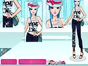 Play Street snap-spring fashion 2013 Game