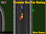 Play Formula one car racing Game