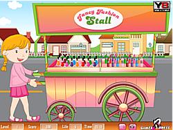 Fancy Fashion Stall game