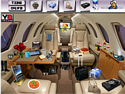 Play Flight interior objects Game