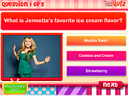 Play Jennette mccurdy quiz Game