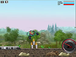 Fast Buggy game
