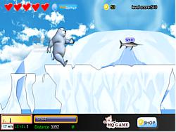 Polar Bear  Fast game