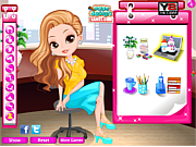Play Office fashion Game