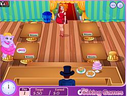 Circus Restaurant game