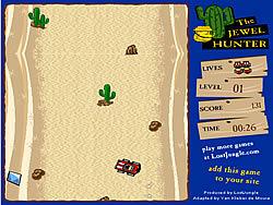 Jewel Hunter game