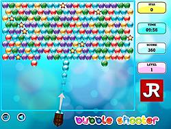 Bubbles Shooter Maja game