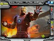 juego Iron Man 3 Hidden Objects
