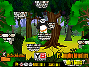 Po Jumping Adventure game