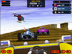 Coaster Racer 3 game