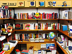 Book Store Objects game