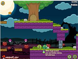 Zombie Bros game
