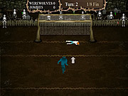 Play Graveyard penalty cup Game