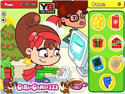 Christmas Slacking game