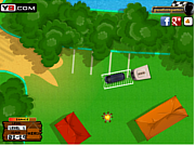 Play Camping forest parking Game