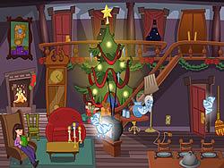 Permainan Casper's Haunted Christmas