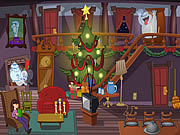 Play Caspers haunted christmas Game