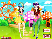 Play Twins photoshoots Game