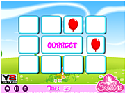 Play Baloon pair touching Game