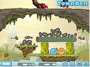 Play Jurassic eggs up Game