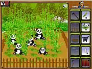 Play Panda wild farm Game