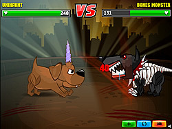 Mutant Fight Cup game