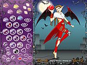 Play Fairy in devil costume Game
