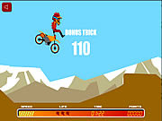 X-treme Moto Idiot Cross game