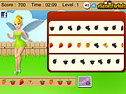 Play Tinkerbell fruit fun Game