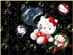 Maglaro ng libreng laro Hello Kitty Balloons
